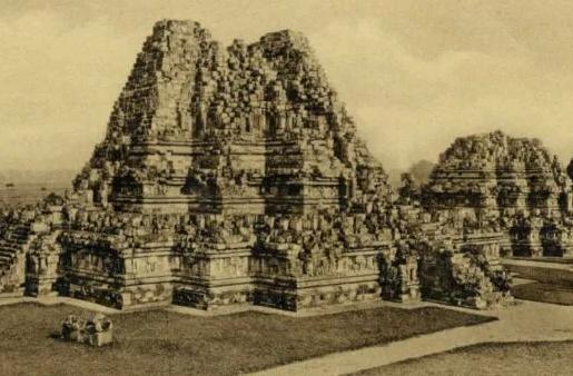 peradaban kerajaan mataram hindu
